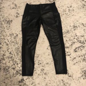 Athleta Moto Leggings